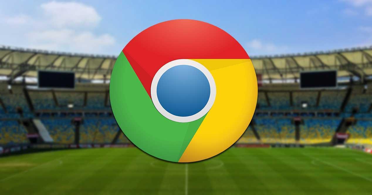 Extensiones deportivas para Chrome