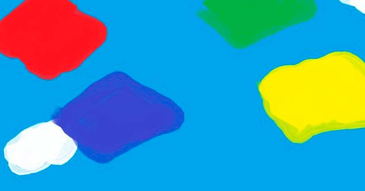 Microsoft en Paint