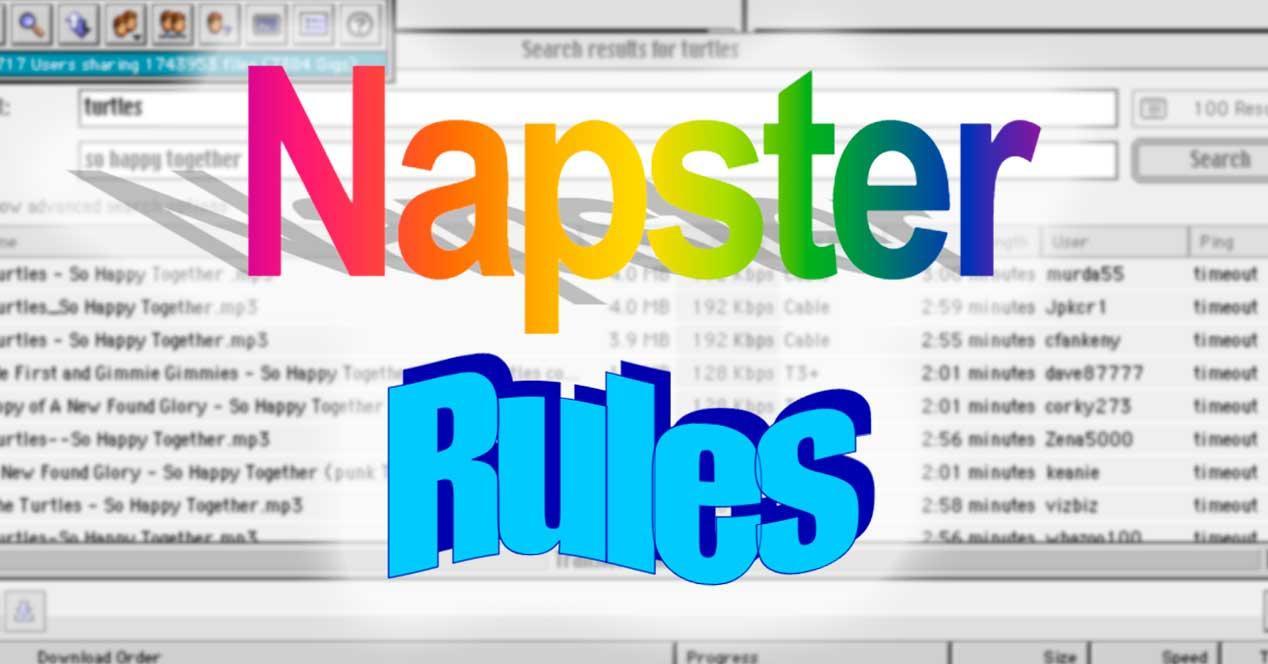 Napster Wordart