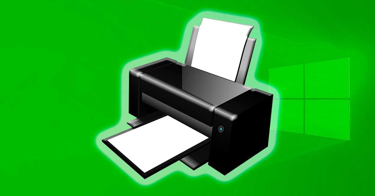 Solución problema seguridad impresora