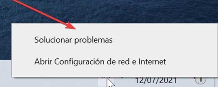 Solucionar problemas WiFi