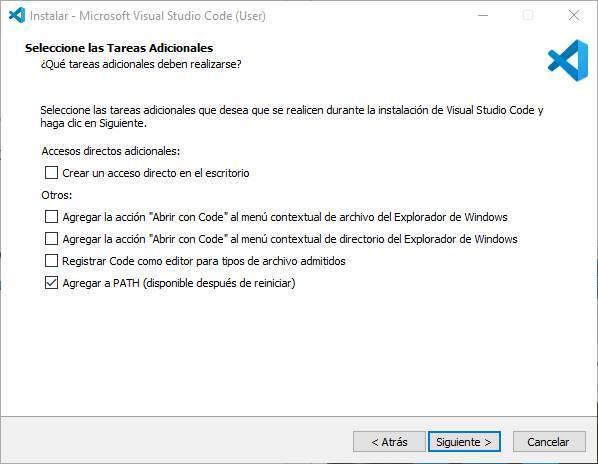 Visual Studio Code - Instalar 4