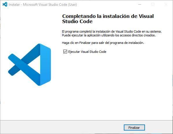 Visual Studio Code - Instalar 7