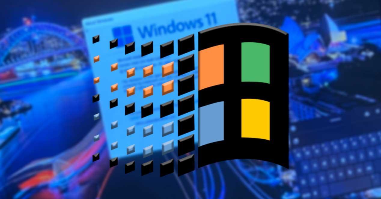 Windows 11 Windows 95