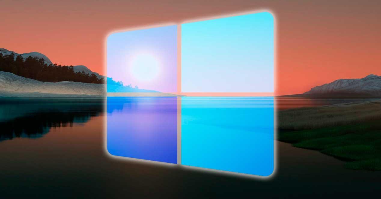 Windows 11 anochecer