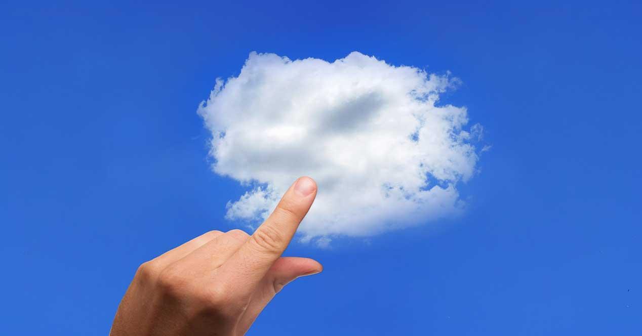guardar nube