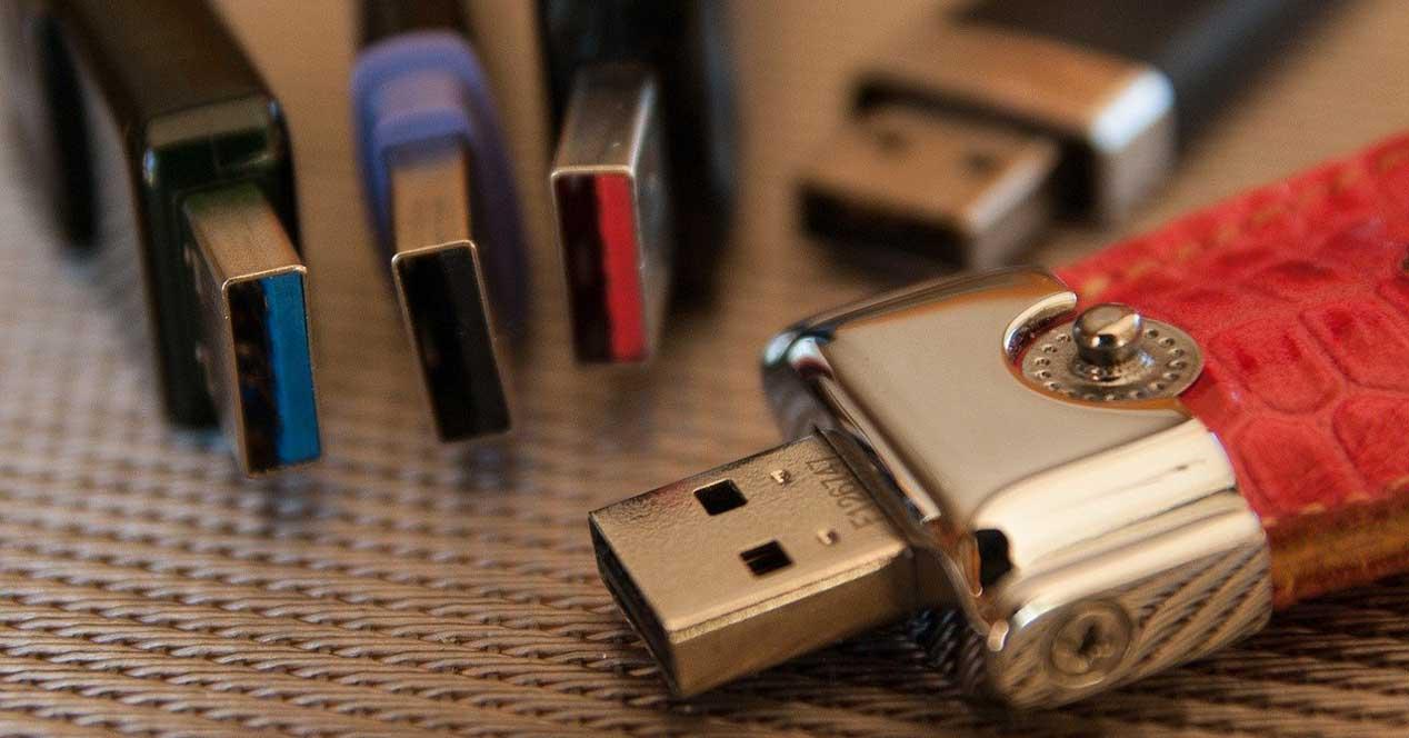 memorias USB clonar