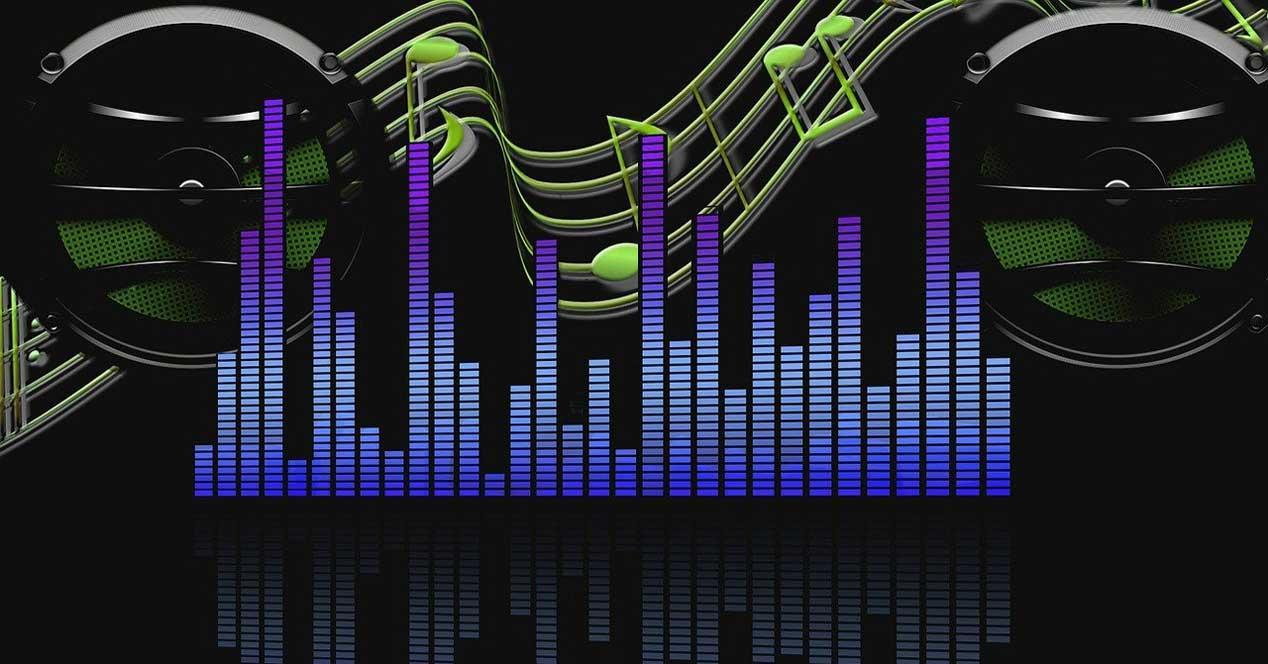 música sonido