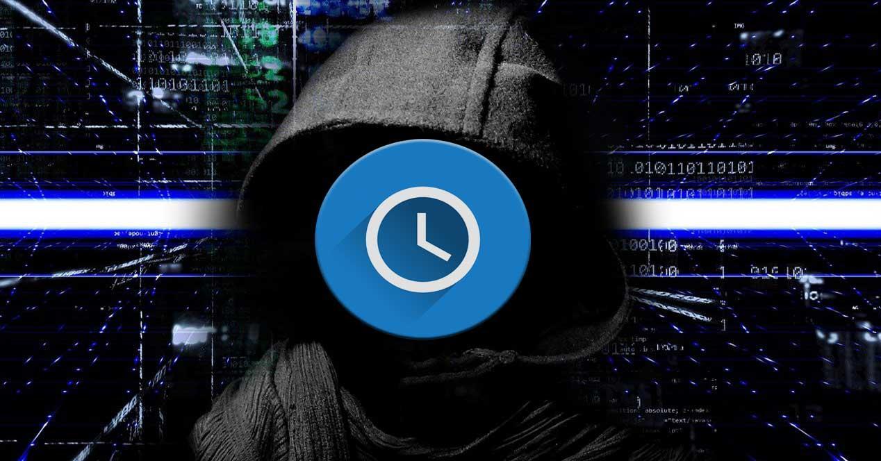 programar antivirus