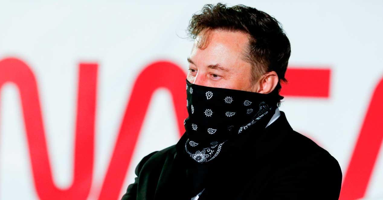 Elon Musk Incógnito