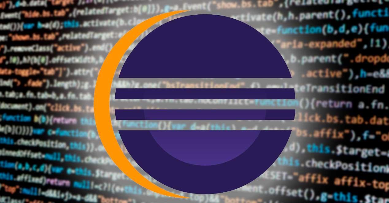 Programación Eclipse