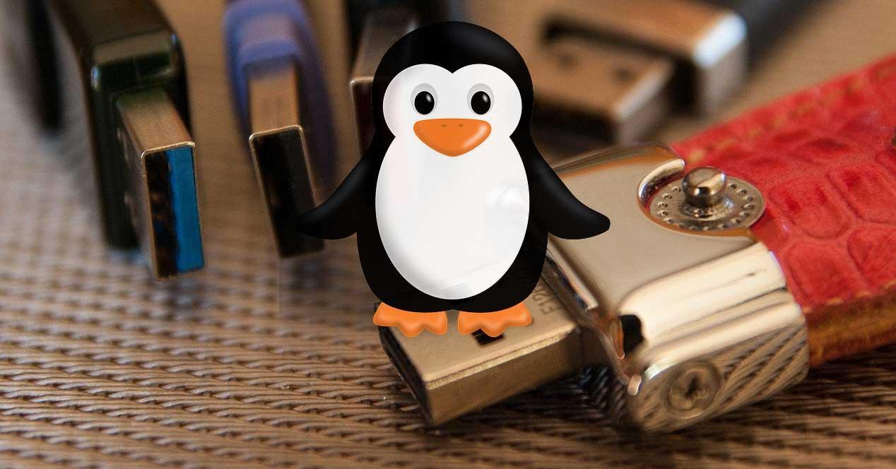 USB linux