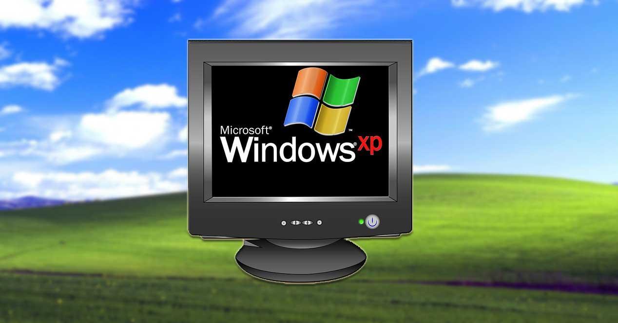 Windows XP se sigue usando