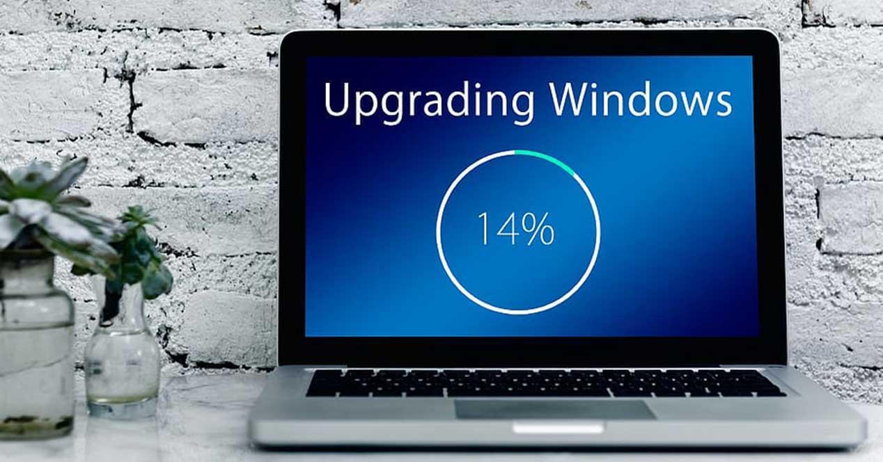 Descargando Windows