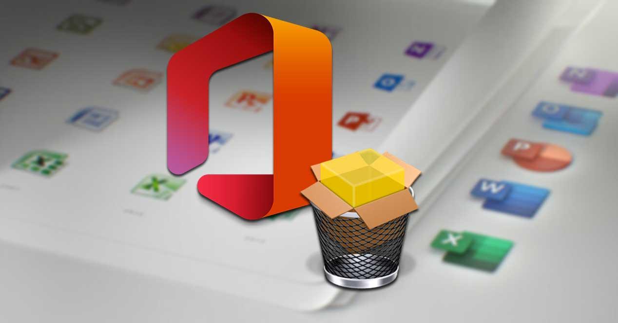 Desinstalar y eliminar Microsoft Office
