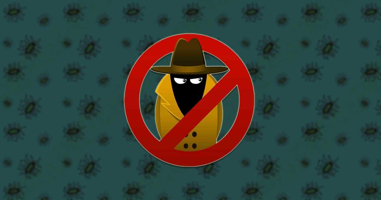 Elige el programa correcto: Antivirus, AntiSpyware o AntiAdware