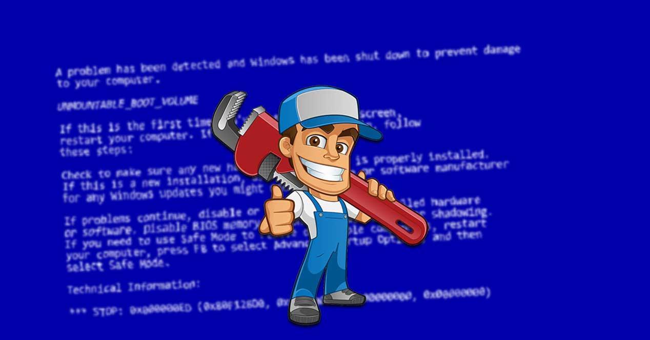 Error Bad System Config Info en Windows