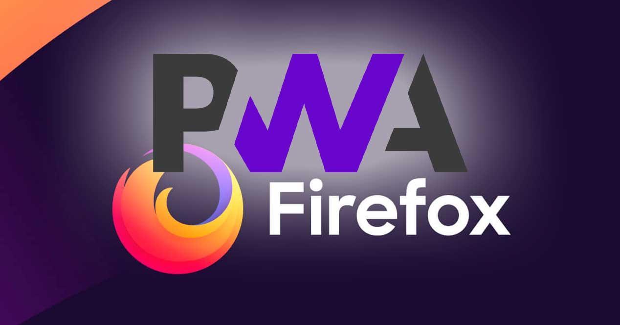 Firefox PWA