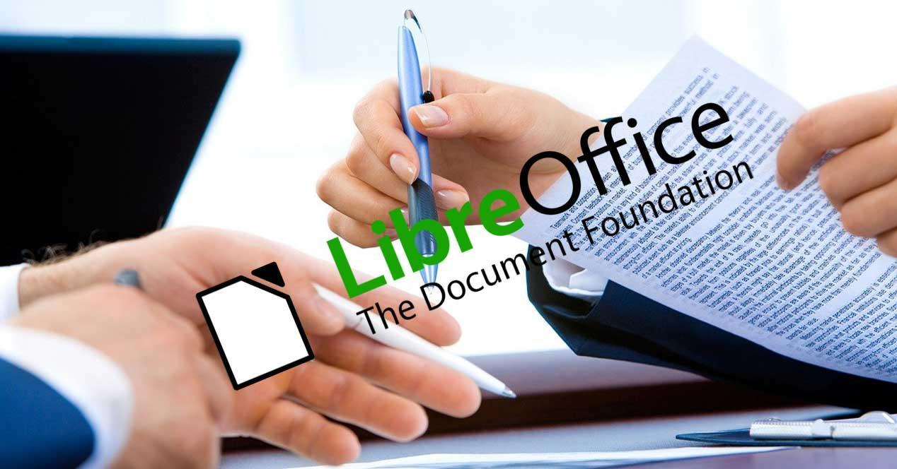 Libreoffice papel