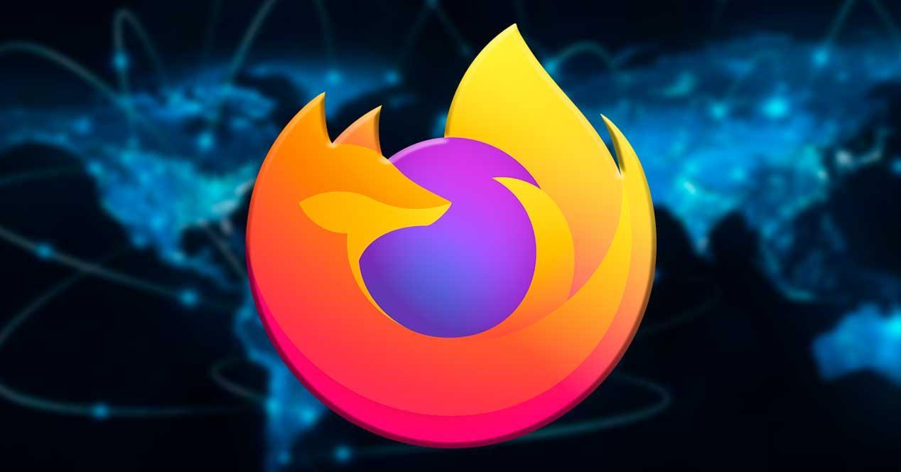 Navegador web Firefox 92