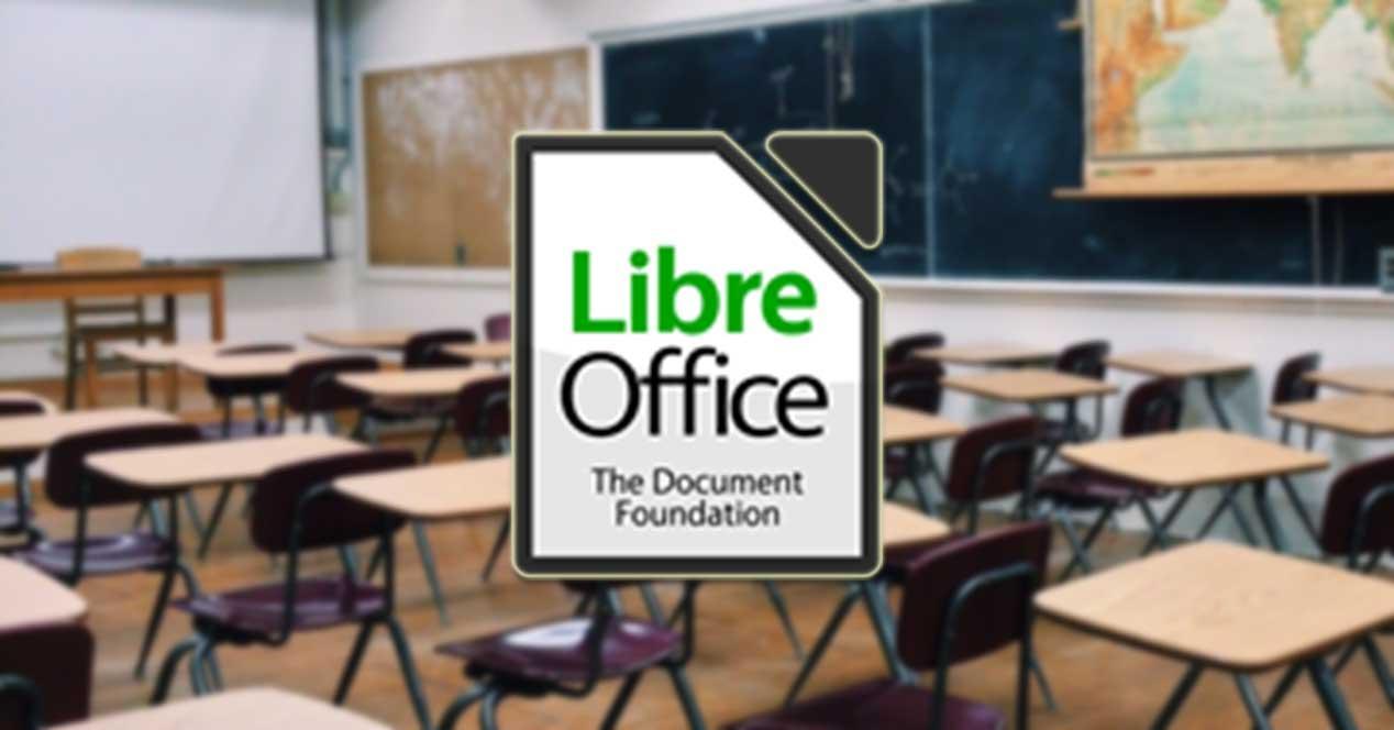 Plantillas de LibreOffice para la vuelta al cole