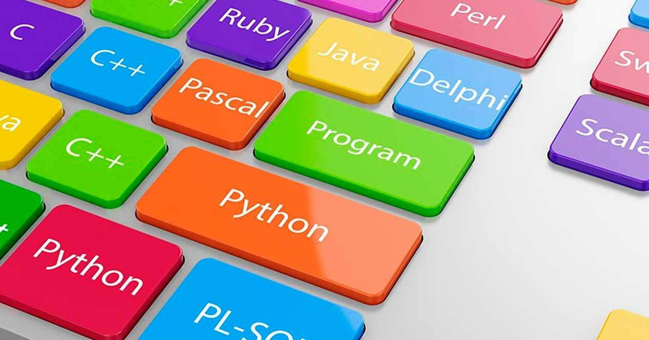Teclas programación