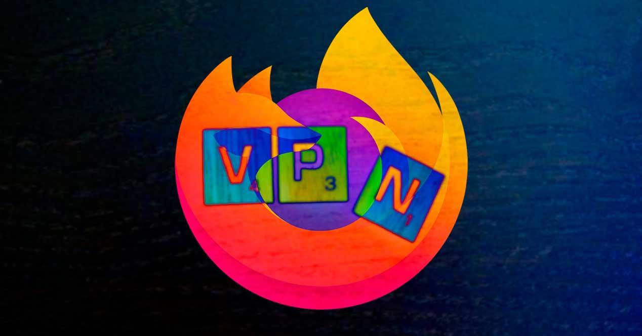 VPN Mozilla