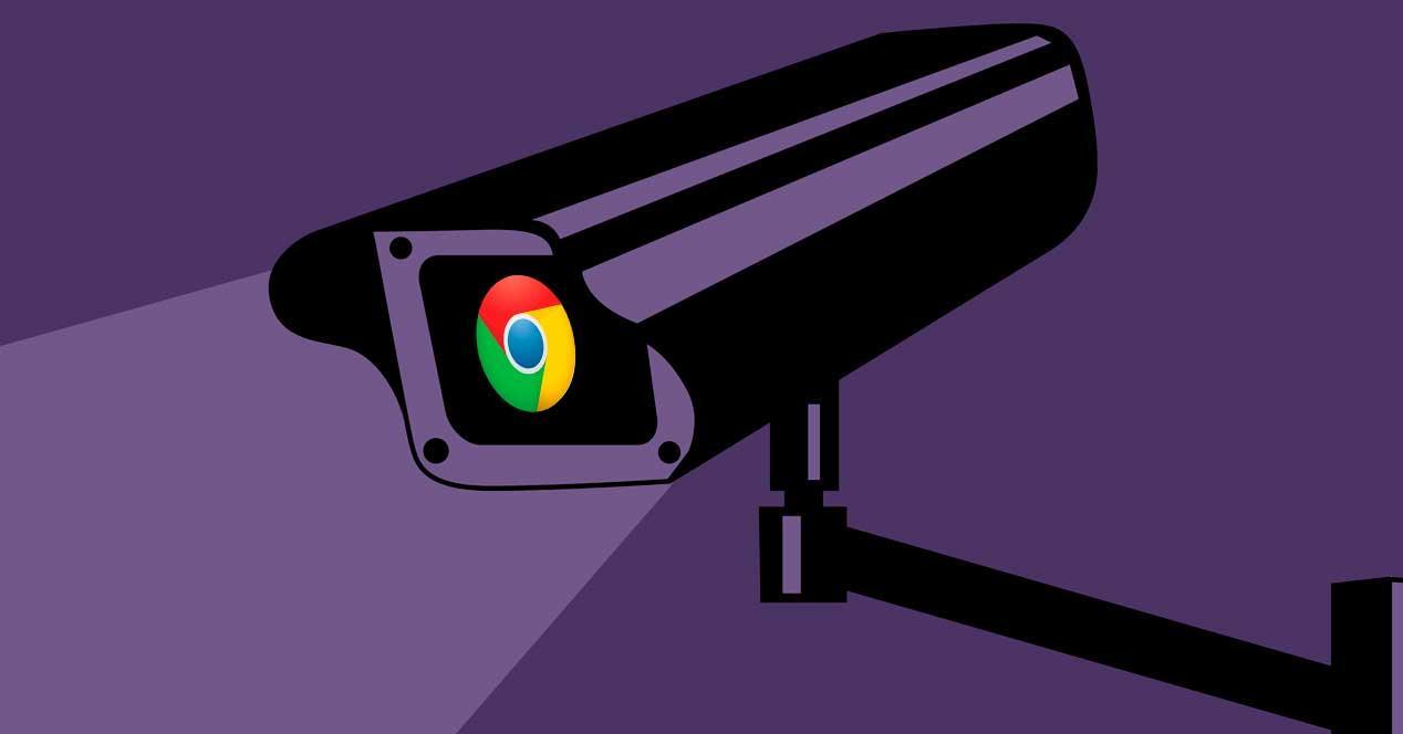 Vigilancia Chrome