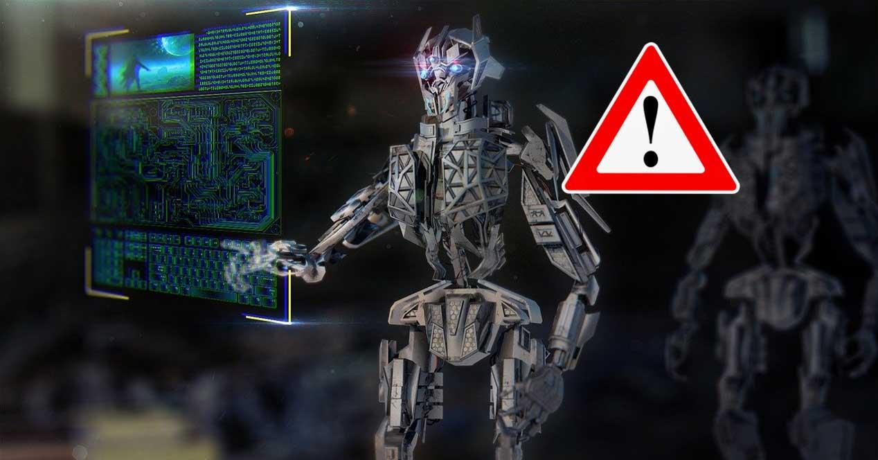 error IA