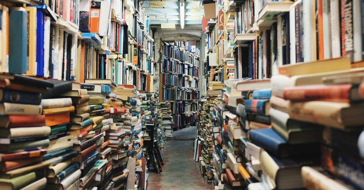 libros calibre