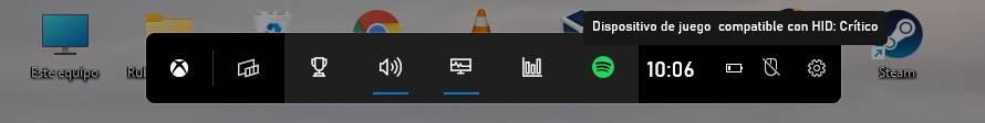 Batería crítica mando Xbox Series