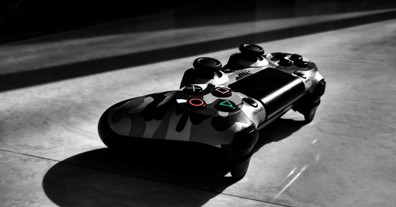 Gaming mando PS4