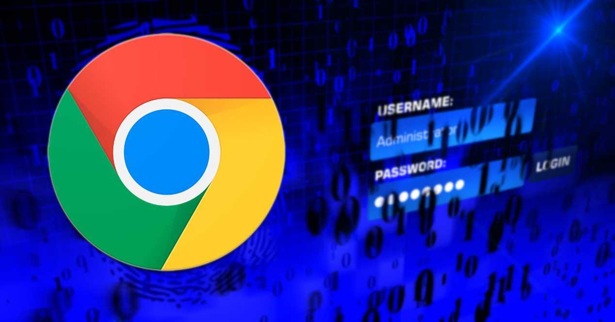 Google Chrome no guarda las contraseñas