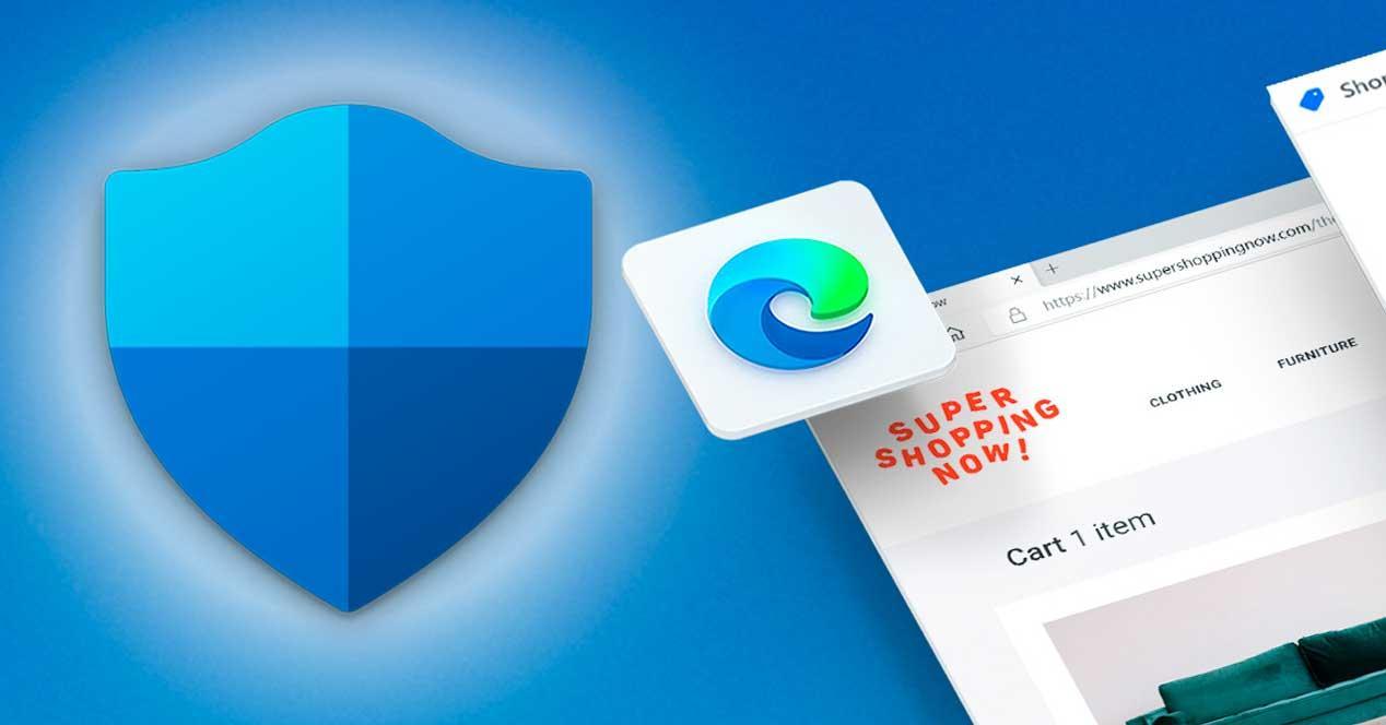 Protección Edge Windows Defender