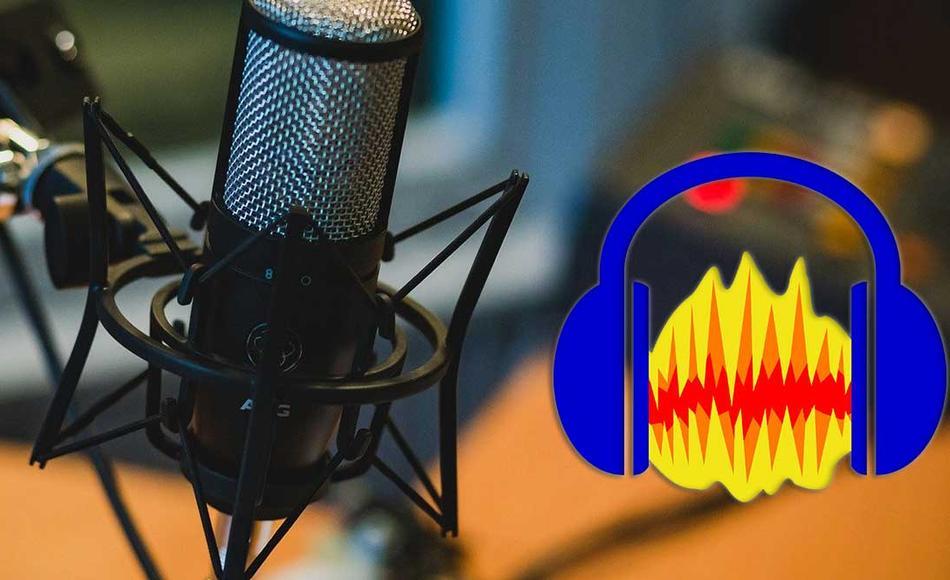 Trucos para adaptar la interfaz de sonido de Audacity antes de grabar