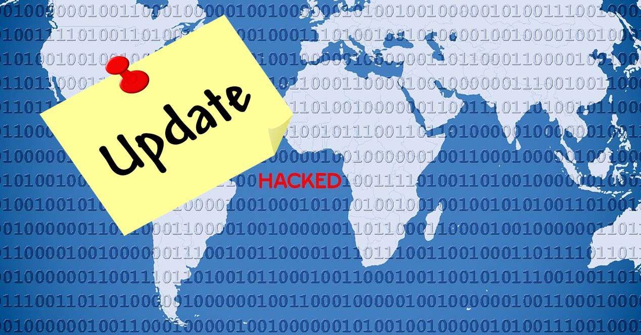 actualizar antivirus