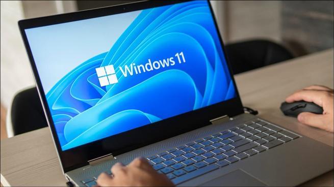 Ordenador portátil Windows 11