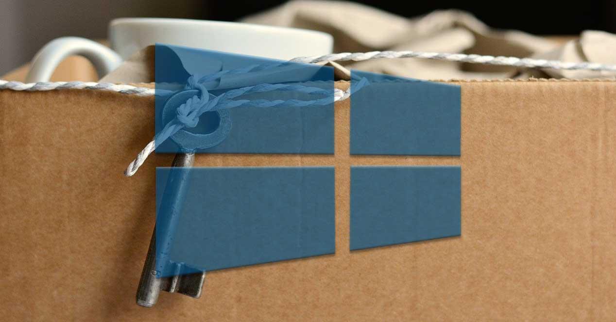 llave windows
