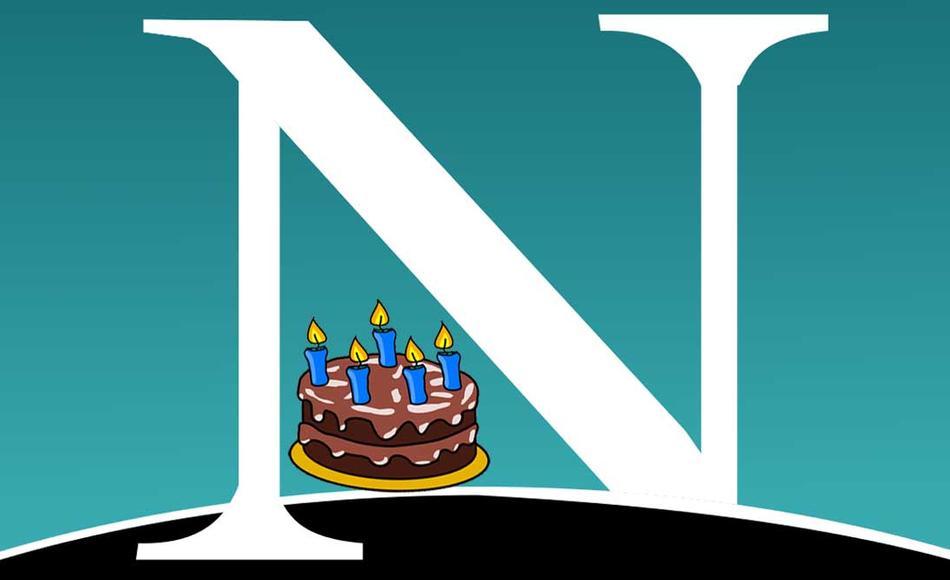 netscape cumple