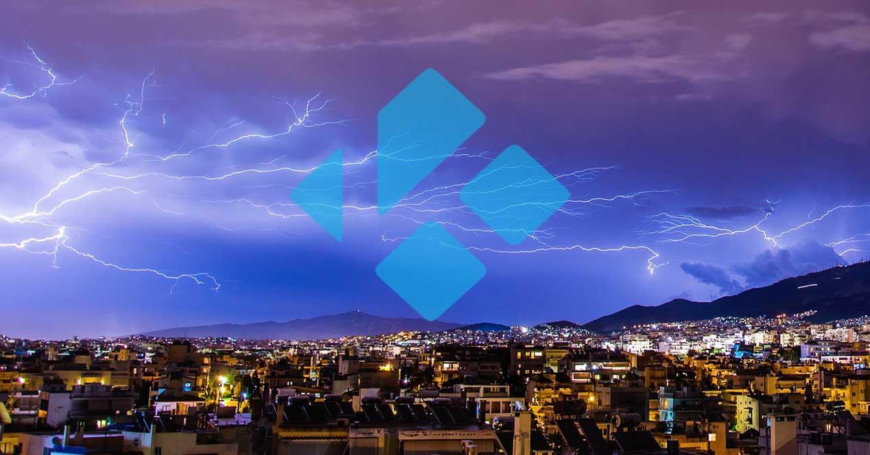 tormenta kodi